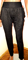 Лосины-брюки джинс c карманами M,L,XXL