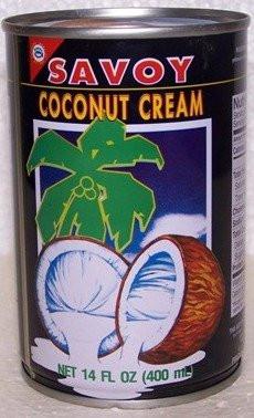 Кокосовый крем, 400 мл