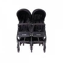 Прогулочная коляска для двойни Baby Monsters Kuki Twin, фото 3