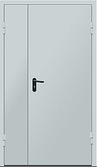 "Противопожарные двери EI 30 серии ""Рубеж 1""- 2050х1200 мм"