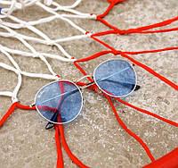 Жіночі сонцезахисні окуляри Ray Ban блакитні