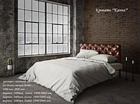 Металлическая кровать Канна. ТМ Тенеро
