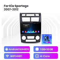 Junsun 4G Android магнитола для Kia Sportage 2 2007 2008 2009 2010 2011 2012  wifi