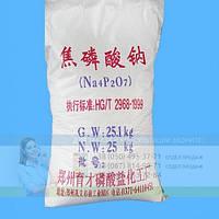 Пирофосфат натрия щелочной Е450