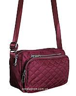 Женская сумка на плечо из плащевки De Esse