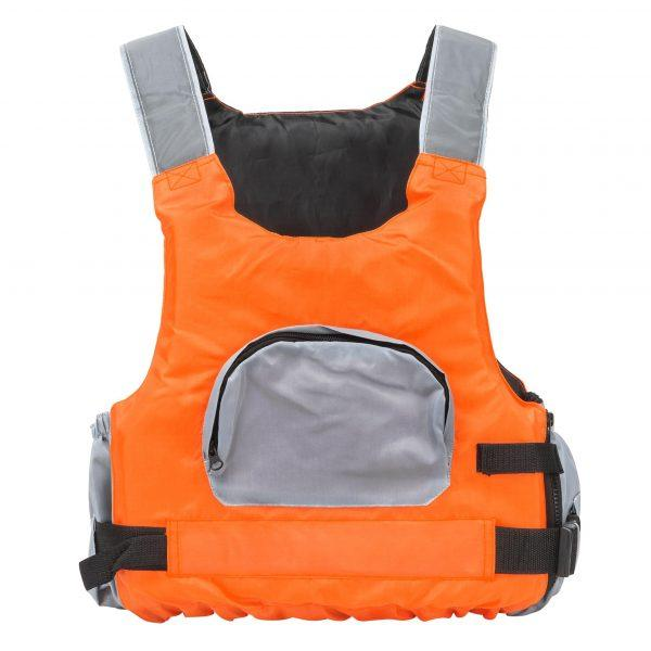 Спасательный жилет YW1132 размер L/XL EPE пена и 420D полиэстер, оранжевый