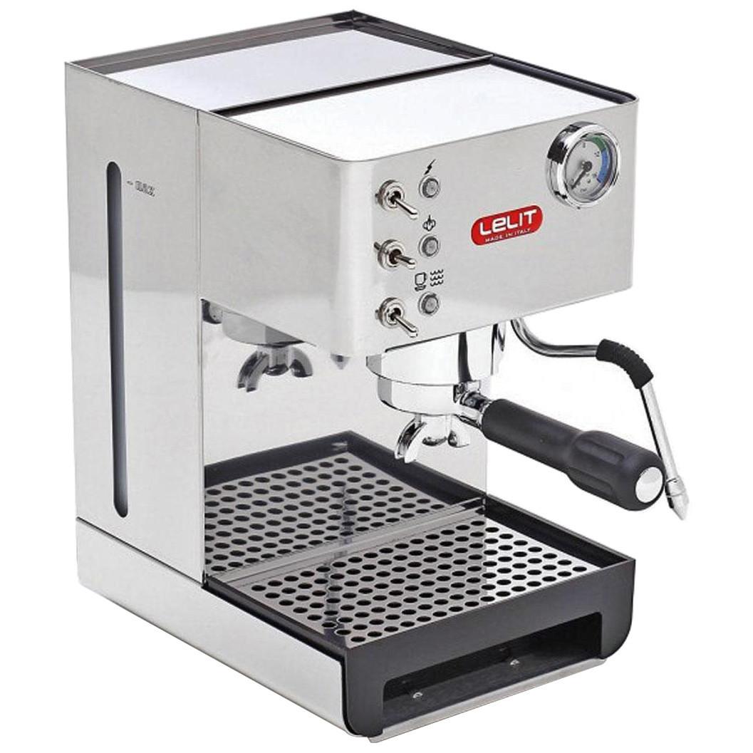 Ріжкова кавоварка еспресо Lelit Anna PL41EM (LAN1245)