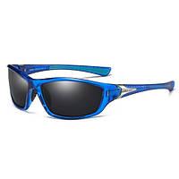 Мужские солнцезащитные очки  с защитой от UV лучей Dubery black