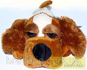Мягкая игрушка Собака глазастая 1518-32