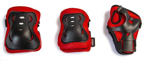 Защита Sport Series. Черно-красная, фото 2