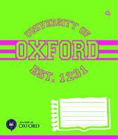 Тетрадь ученическая 36листов,линия  Оксфорд-15  792729
