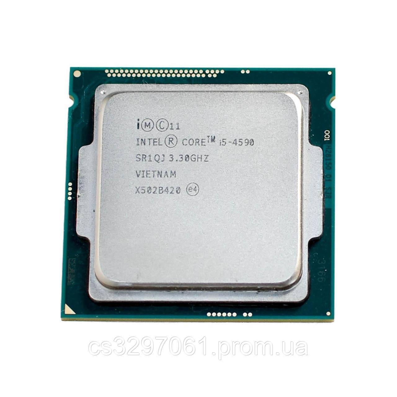 Процессор Intel Core i5-4590 Socket 1150