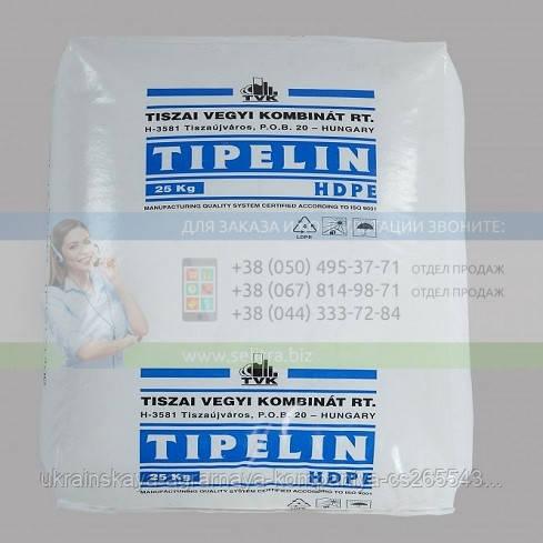 Полиэтилен TIPELIN 6300B Венгрия выдувной