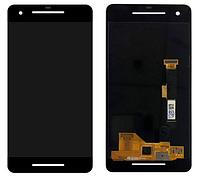 Дисплей Google PIXEL 2 с сенсором, черный