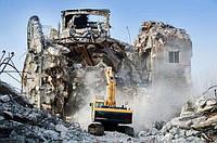 Несколько особенностей демонтажа зданий