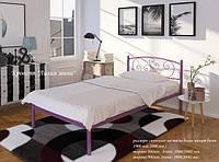 Металлическая кровать Лилия Мини. ТМ Тенеро