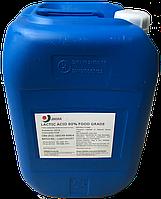 Молочная кислота 80% Е270