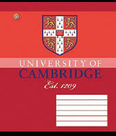 Тетрадь ученическая 36листов,линия Кембридж-15  792821