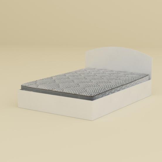 Кровать - 140 Компанит Нимфея Альба