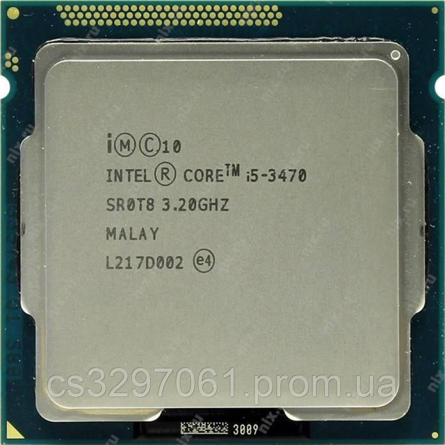 Процессор Intel Core i5-3470 Socket 1155