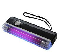 Детектор валют портативный ручной ультрафиолетовый DL-01, Детекторы валюты, Детектори валюти
