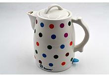 Керамический электрочайник Domotec MS-5060 (2 л / 1500 Вт), керамический чайник украина, керамический чайник