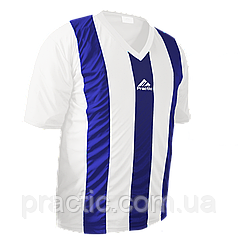 Форма футбольна Practic M, L, XL, XXL Синьо-Біла