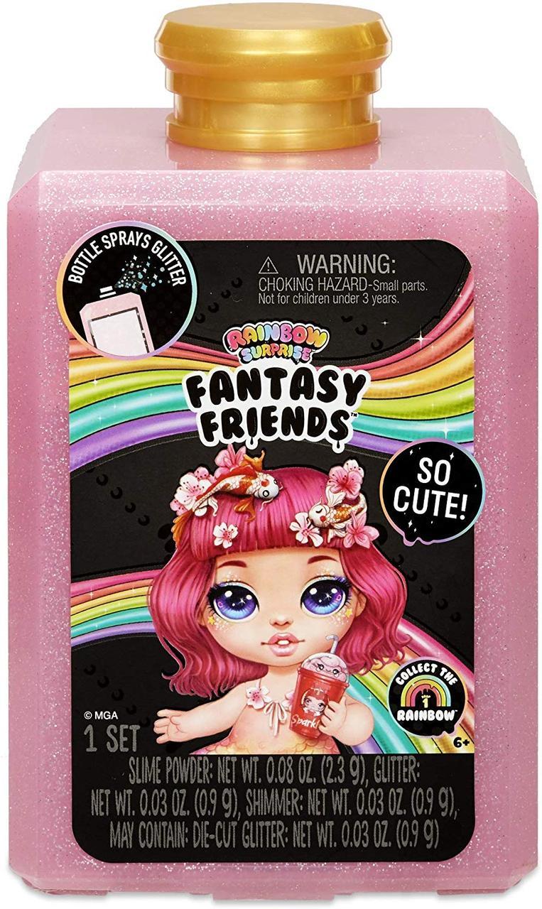 Пупси Слайм Волшебные друзья Фэнтези Девочки Poopsie Rainbow Surprise Fantasy Friends