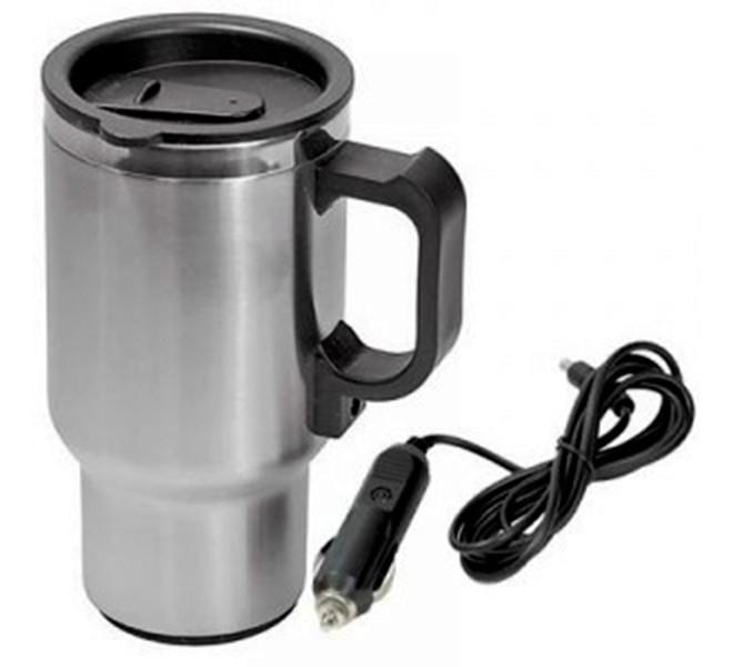 Термокружка с подогревом для авто 12v Car Mug, автомобильная термокружка, кружка с подогревом, термокружка от