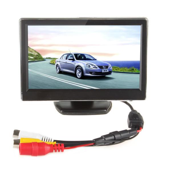 """Монитор камер задженго вида 5"""" Car Rearview Monitor, Монітор камер задженго виду 5 """"Car Rearview Monitor"""
