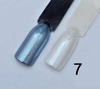 Жемчужная втирка для декора ногтей для маникюра пигмент