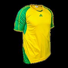 Форма футбольна Practic M, L, XL, XXL Жовто-Зелена