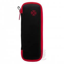 Футляр для дротиков дартс Harrows Blaze red/black, фото 2