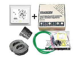 Кабель Ryxon HC-20 (1 м2) в комплекте с WI-FI thermostat TWE02 (KIT3502)