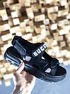 Женские босоножки Gucci Sandals Black, фото 5