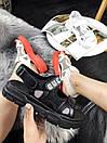 Женские босоножки Gucci Sandals Black, фото 3