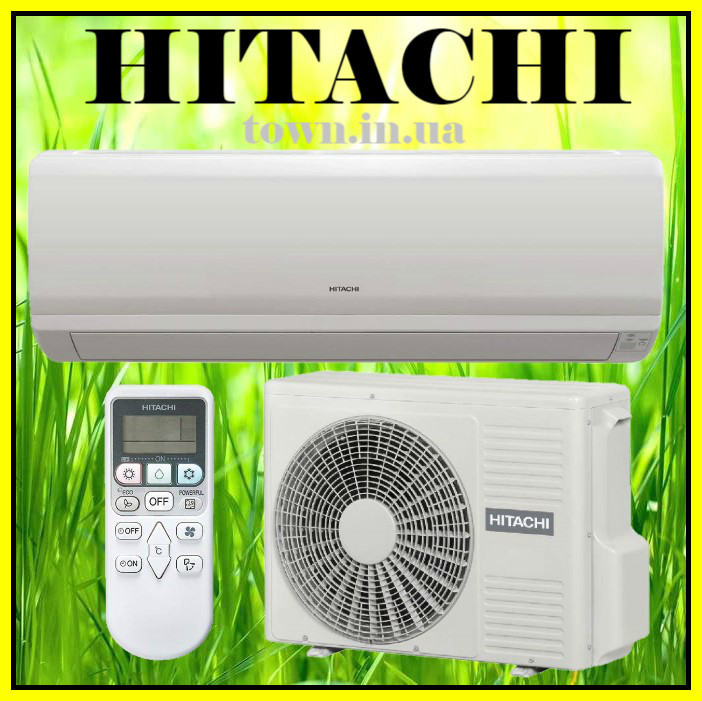 Кондиционер Hitachi RAK35PED / RAC35WED ENTRY INVERTER R32