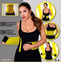 Утягивающий пояс-корсет для похудения Hot Shapers Hot Belt Power, Товары для йоги и фитнеса, Товари для йоги та фітнесу
