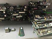 Материнські плати , комп'ютерний лом під скупку або переробку радіодеталей під афінаж