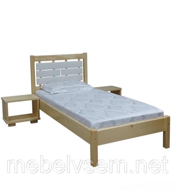 Кровать односпальная Л 146 Скиф