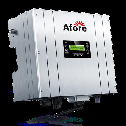 Інвертор мережевий однофазний Afore HNS1000-TL1, 1кВт, фото 2