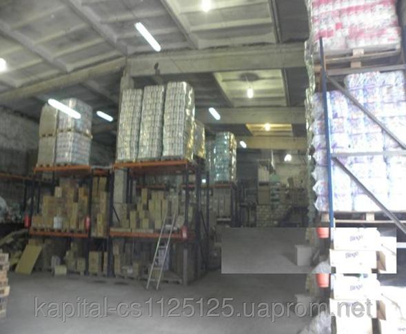 Продажа складских комплексов в Одессе и области