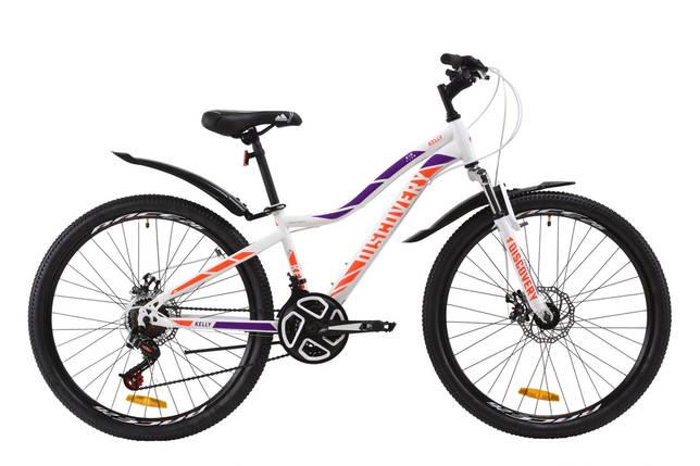 """Горный велосипед 26"""" Discovery KELLY  с крылом Pl DD 2020 ST, фото 2"""