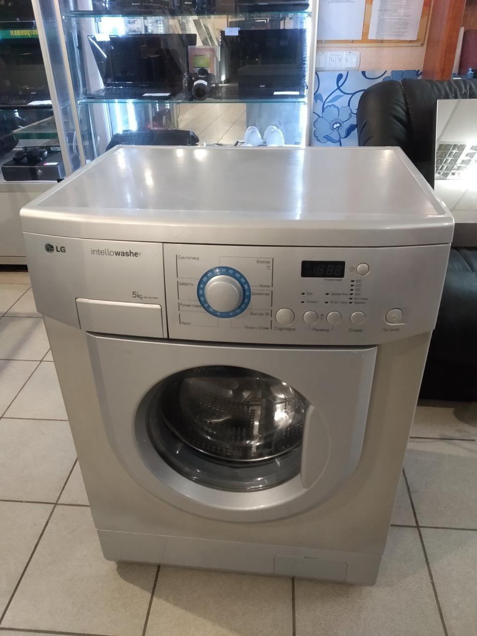 Стиральная машина LG WD-80185N