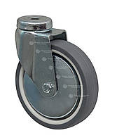 Колесо поворотное с отверстием Серии 22 СМАРТ ПКК Диаметр: 100мм.