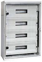 Корпус ударопрочный с АБС-пластика e.plbox.400.500.175.54m.tr, 400х500х175мм, IP65под 54 модуля