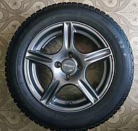 185/65/R15 DEZENT Комплект литые диски + шины 4шт. Зима, фото 1