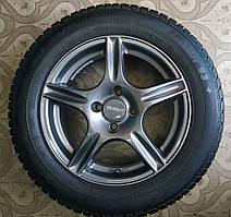 185/65/R15 DEZENT Комплект литые диски + шины 4шт. Зима