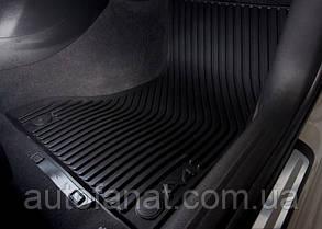 Комплект оригинальных ковриков салона Audi A4 (B8) (8K1061501041 / 8K0061511041)