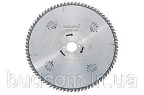 Пильный диск Metabo по мультиматериалам 305x30x2.8, 96 зубье (628091000)